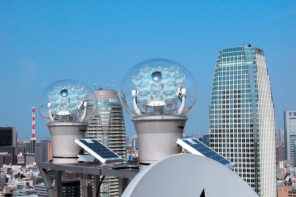 太陽光照明システム「ひまわり」名古屋市で地下照明増設や節電をお考えの方はKY電機合同会社へ - ひまわりについて -  名古屋市で太陽光システムを使用した節電、地下照明の造設ならKY電機合同会社です。